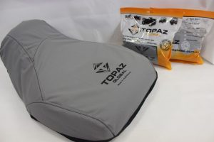 Topaz Seat Cover