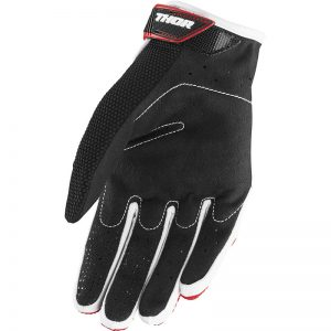 GLOVE S18 Spectrum Red/ Blk LG
