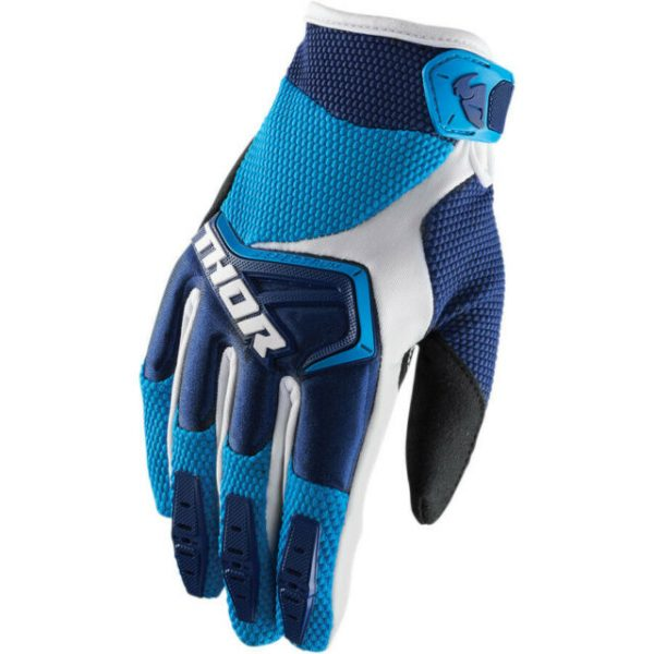 GLOVE S18 Spectrum Navy/Blue MD