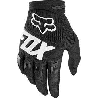 FOX YOUTH DIRTPAW RACE 2019 BLK /XS