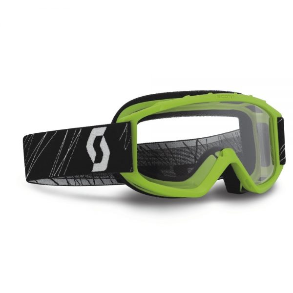 SCOTT 89SI YOUTH GOGGLES - GREEN