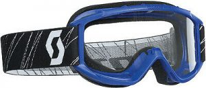 SCOTT 89SI YOUTH GOGGLES - BLUE