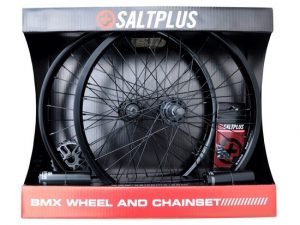 Salt Summit Wheel and Drive Kit Blk
