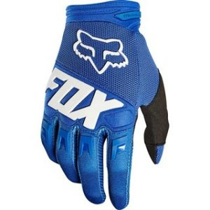 FOX Glove DIRTPAW 2020 BL/WHT M
