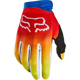 FOX Glove DIRTPAW FYCE 2020 BLU/RED L