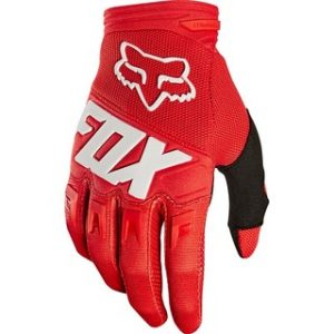 FOX DIRTPAW GLV 2019 RED /S