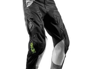 THOR Pants Youth 2018 Pulse Air Black SIZE 26