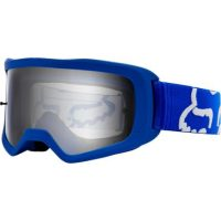 Fox Yth Main II Race Goggles Blue