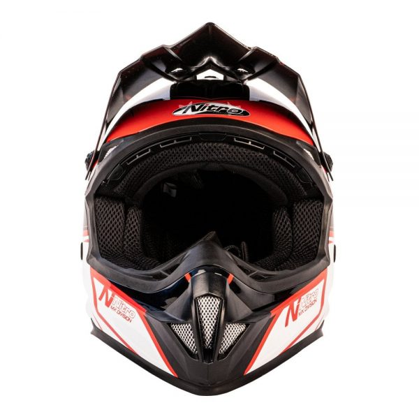 Nitro M MX620 Podium Blk/Red